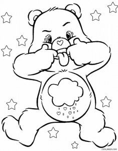 Care Bears Coloring Pages Grumpy Bear Coloring Pages Disney Coloring Pages Cartoon Coloring Pages