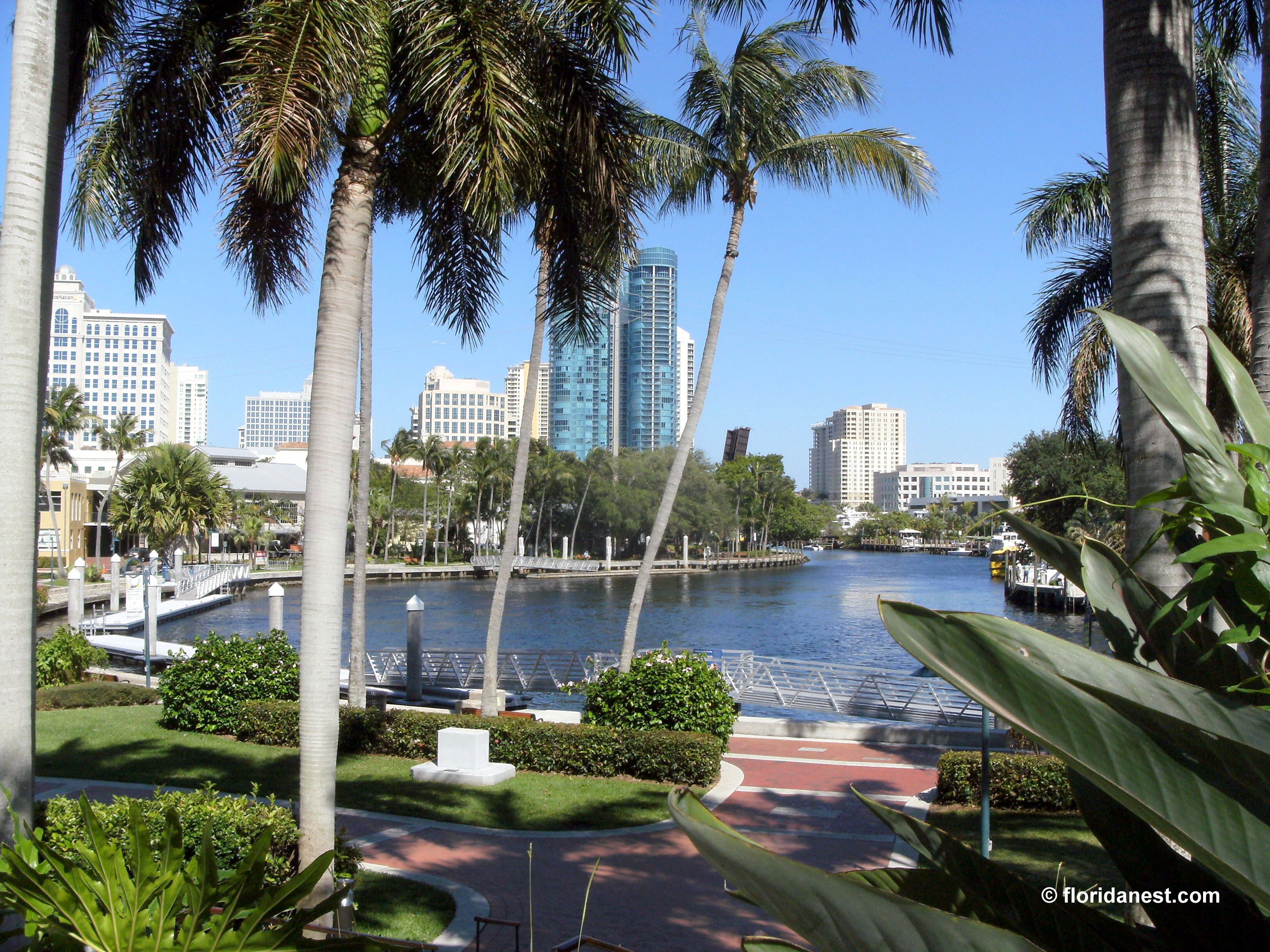 Riverwalk Broward Center
