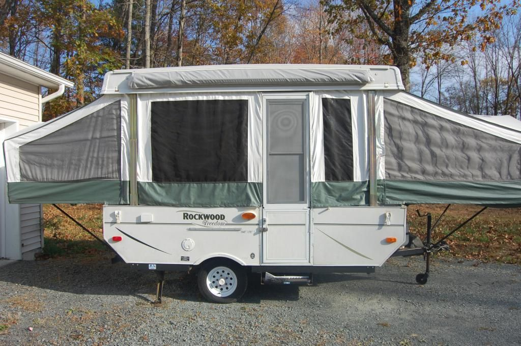 Our N2u Pop Up Camper Rockwood Freedom 1940 Ltd Pop Up Camper Recreational Vehicles Rockwood