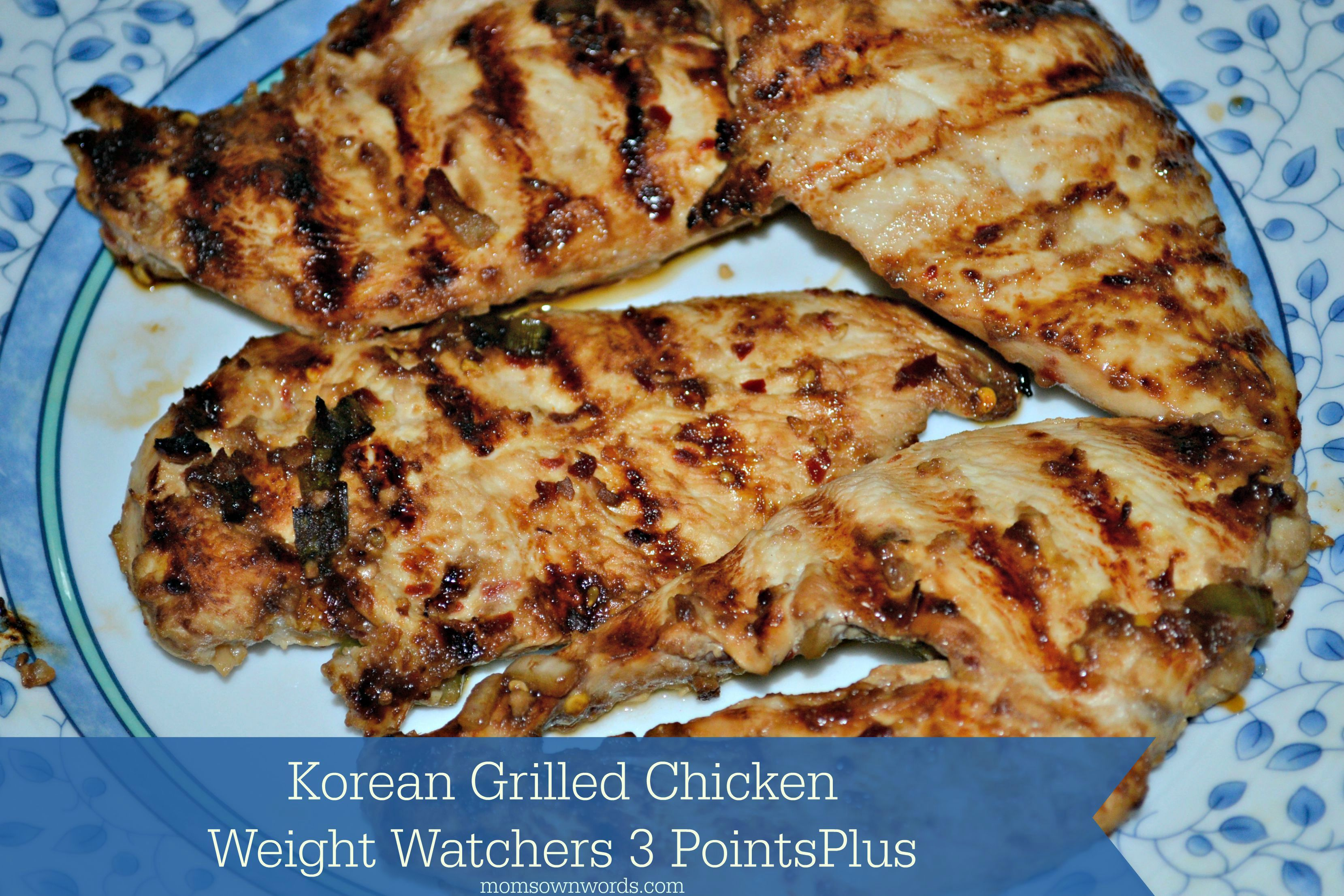 Korean-Grilled-Chicken-Weight-Watchers
