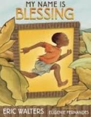 My Name is Blessing, and the organization behind the book - Christy's Houseful of Chaos