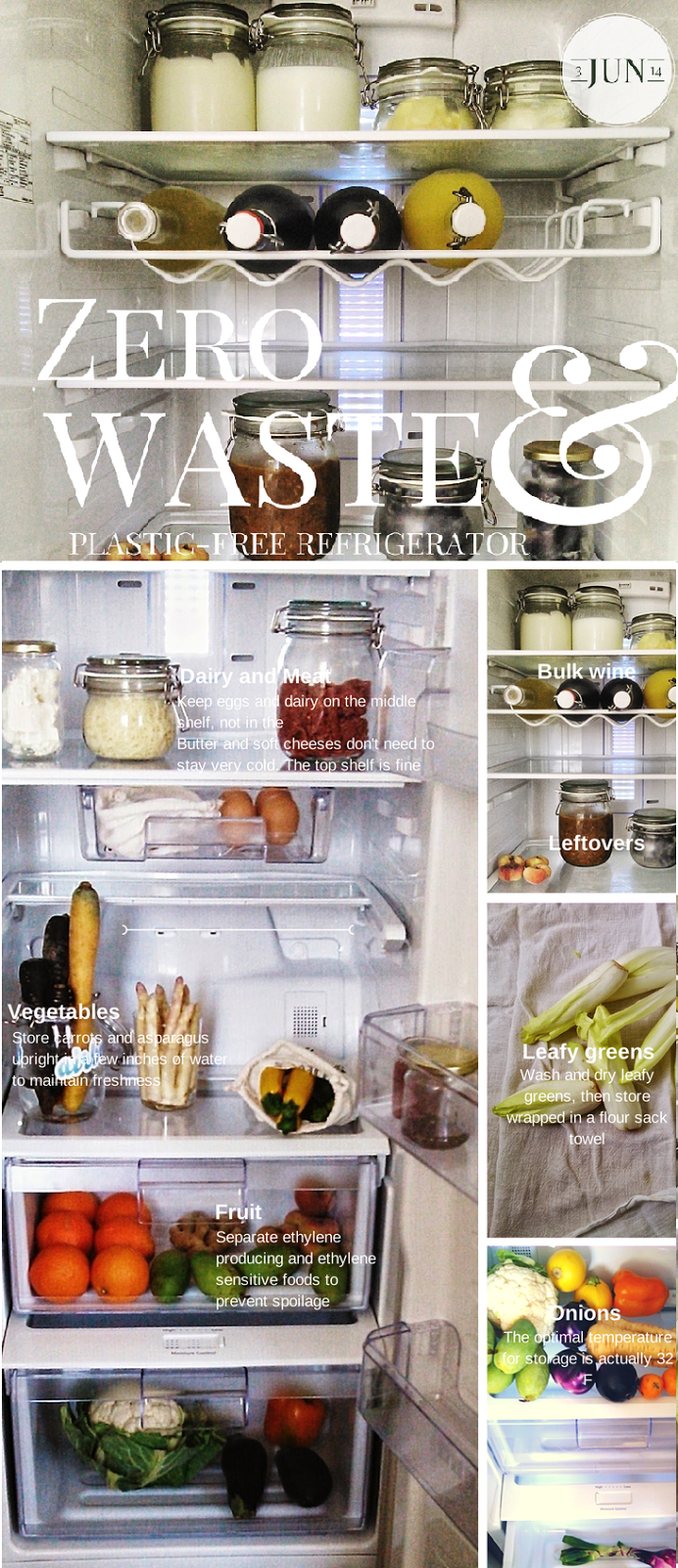 Zero Waste Food Storage plastic free green living Paris To Go