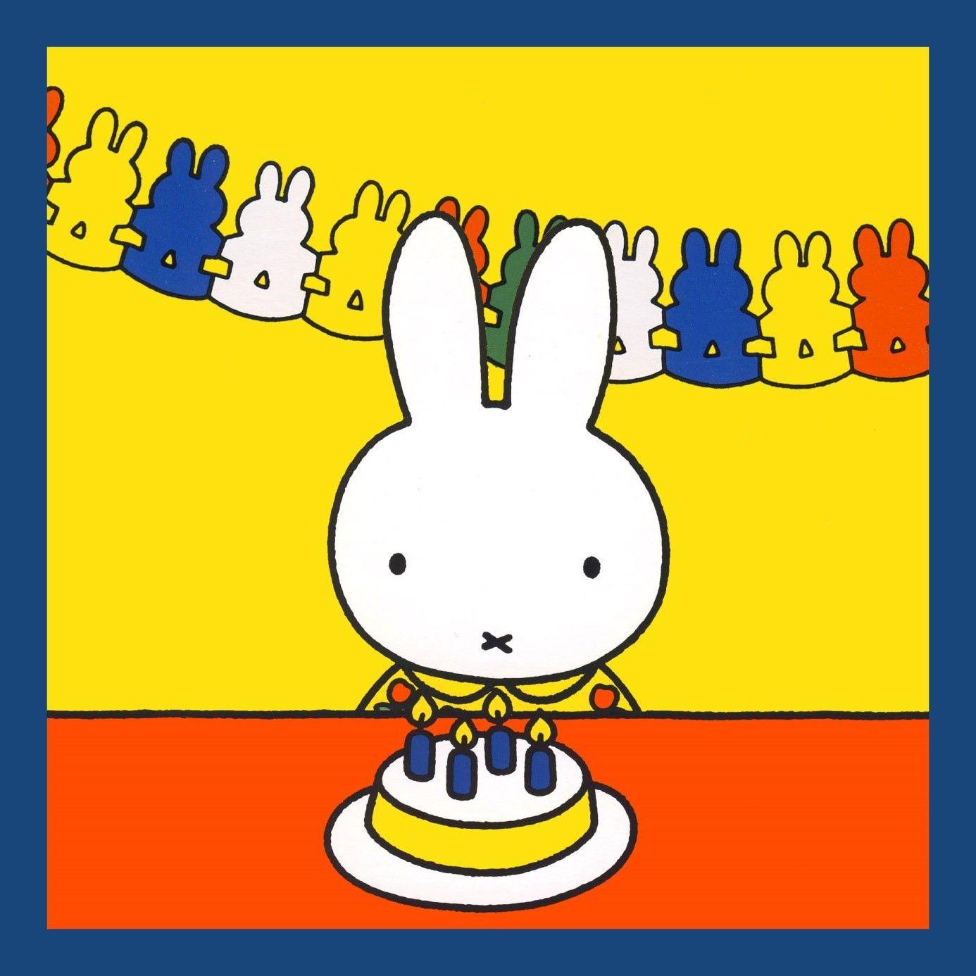 Verjaardag Nijntje.Nijntje Feest In 2019 Verjaardag Knutselen Met Peuters En