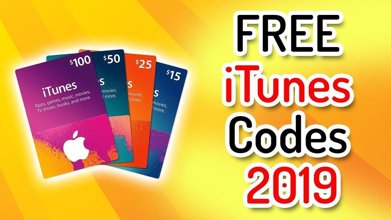 Itune gift card codes how to get itunes music fully
