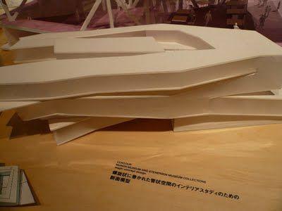 japan-architects.com: 「隈研吾展 Kengo Kuma Studies in Organic」