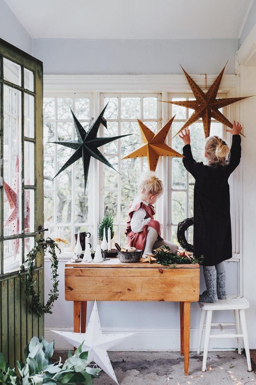 Photo of Noël : idées DIY décoration fenêtre