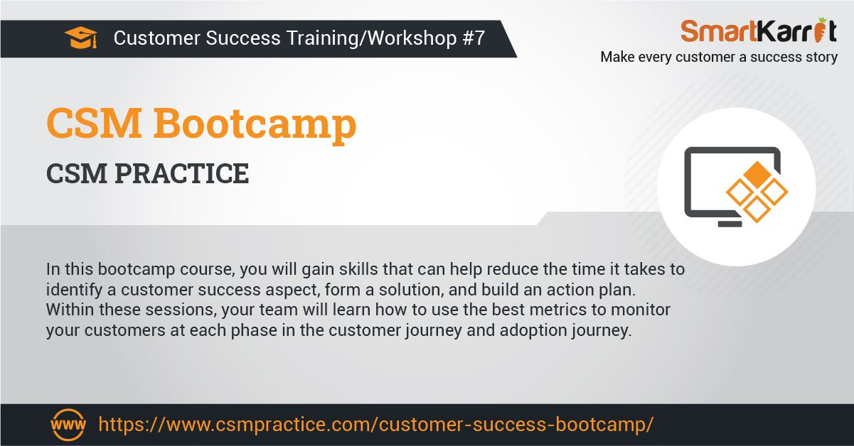 Top Customer Success Manager Workshop And Training Program Success Training Programs Workshop