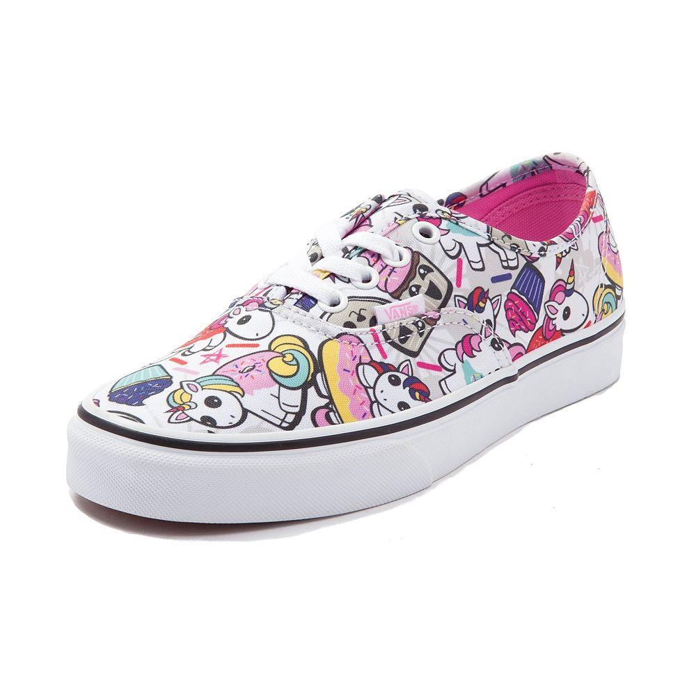 vans black unicorn shoes