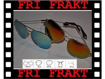 2-pack Pilotglasögon Pilot Aviator Spegelglas FRI FRAKT ... ad77cc7c7dda4