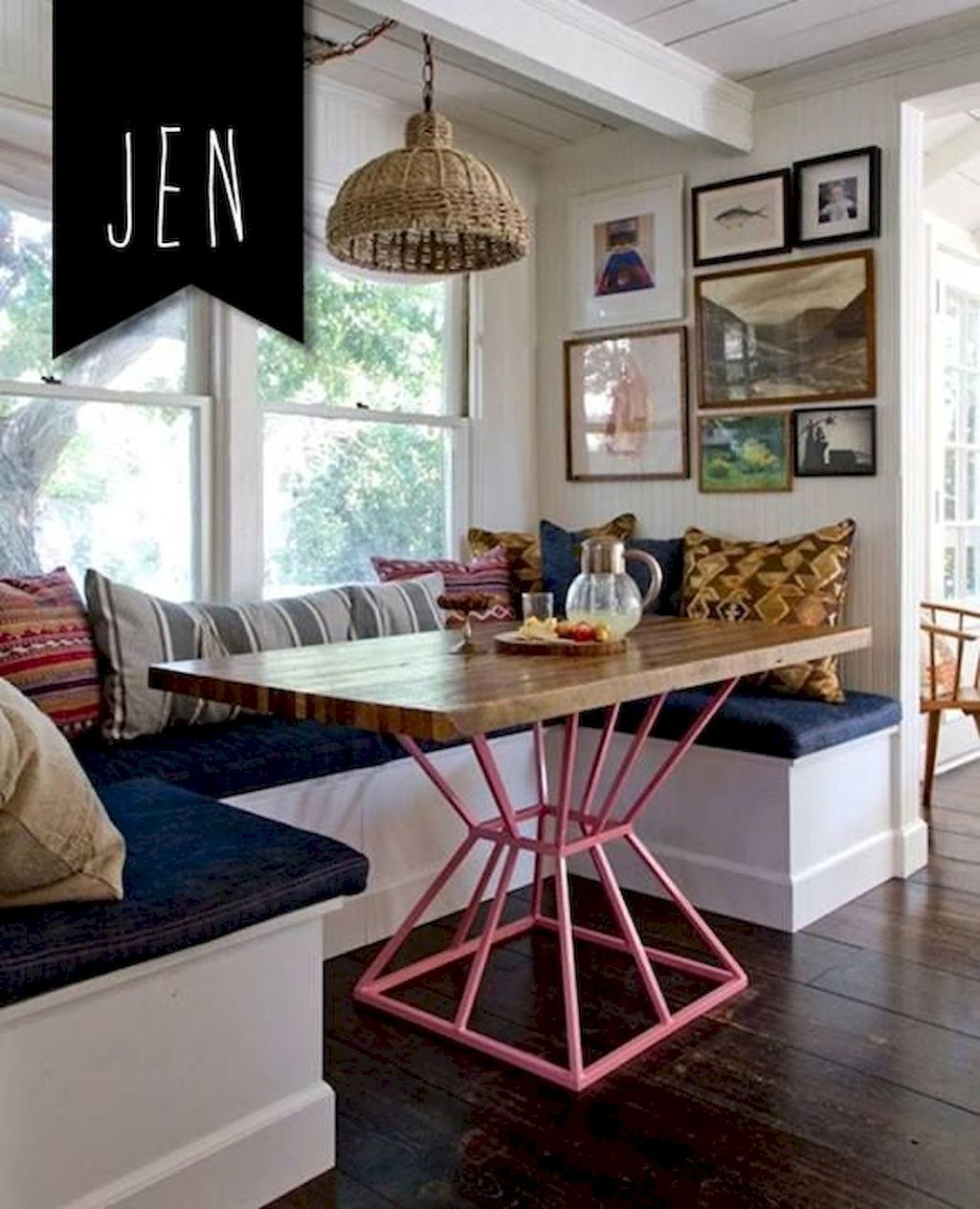 Dining Room Corner Decorating Ideas Space Saving Solutions: Pin By Robin DuVall On Ideas For The House