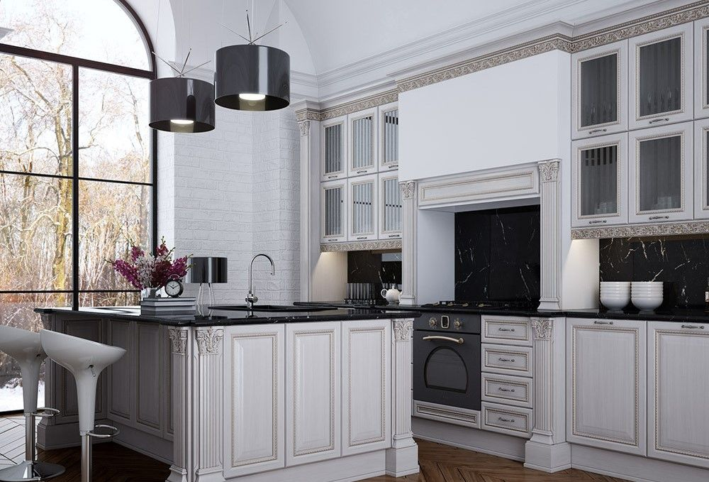 Barock küche eine küche für schloss zuchel küche