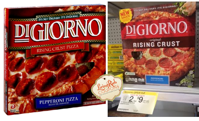 HOT! DiGiorno Pizzas Only $1.95 at Target! - http://www.livingrichwithcoupons.com/2014/02/digiorno-pizza-target-deal-1-95.html