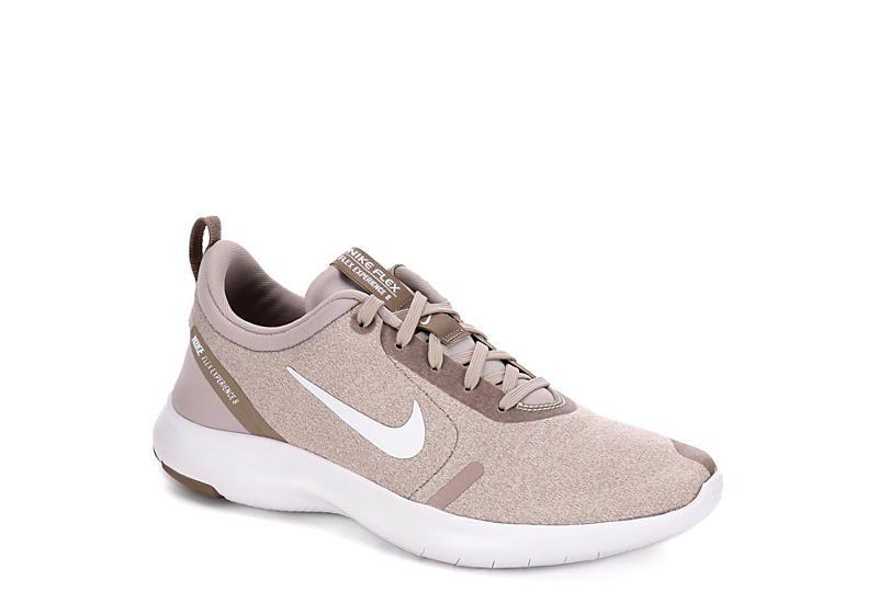 Tan Nike Womens Flex Experience 8