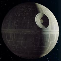 Ds 1 Death Star Mobile Battle Station Star Wars Background Star Wars Painting Death Star