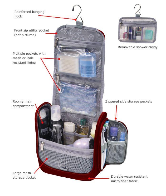 440b56ee73 Essentials Travel Organizer