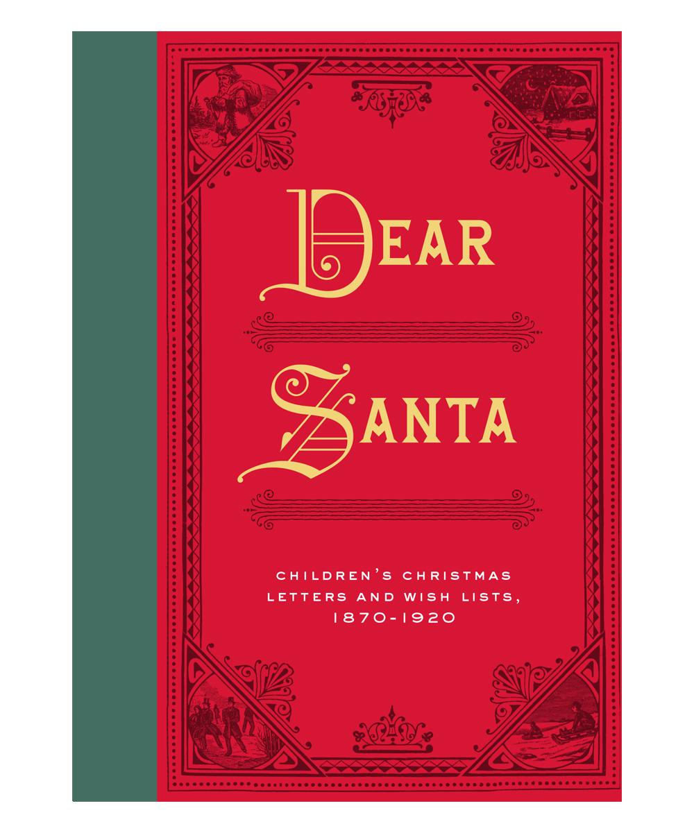 Chronicle Books Dear Santa Hardcover Zulily Dear santa
