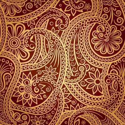 vector motif aceh format eps seni tradisional desain pola kain vector motif aceh format eps seni
