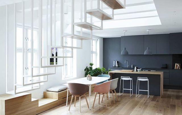 cucina grigio scuro - Cerca con Google | Cucina | Pinterest | Flats ...