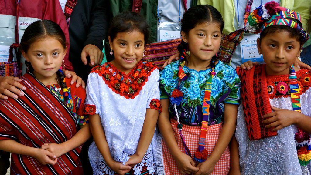 Ropa Tradicional Para Niños En Guatemala