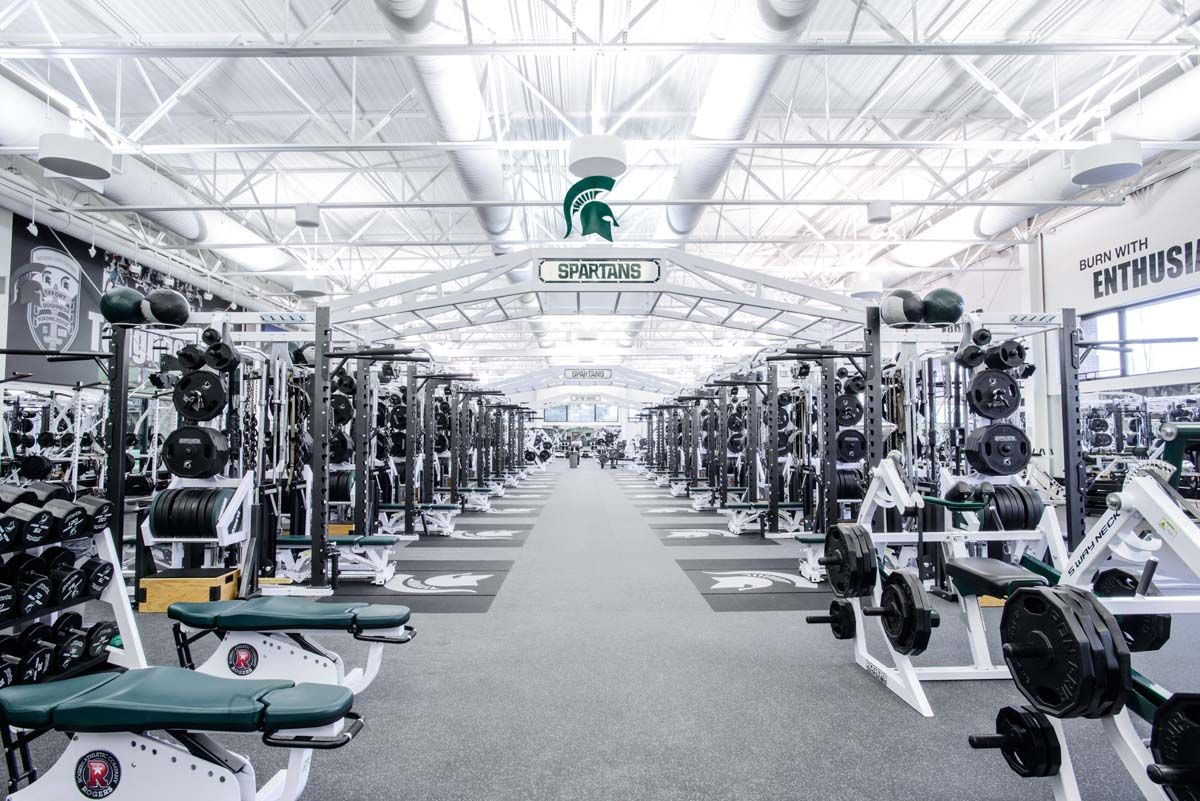 Our Latest Marquee Installation Is In Our Very Own Back Yard Michigan State University Start In 2020 Michigan State University Michigan State Michigan State Football