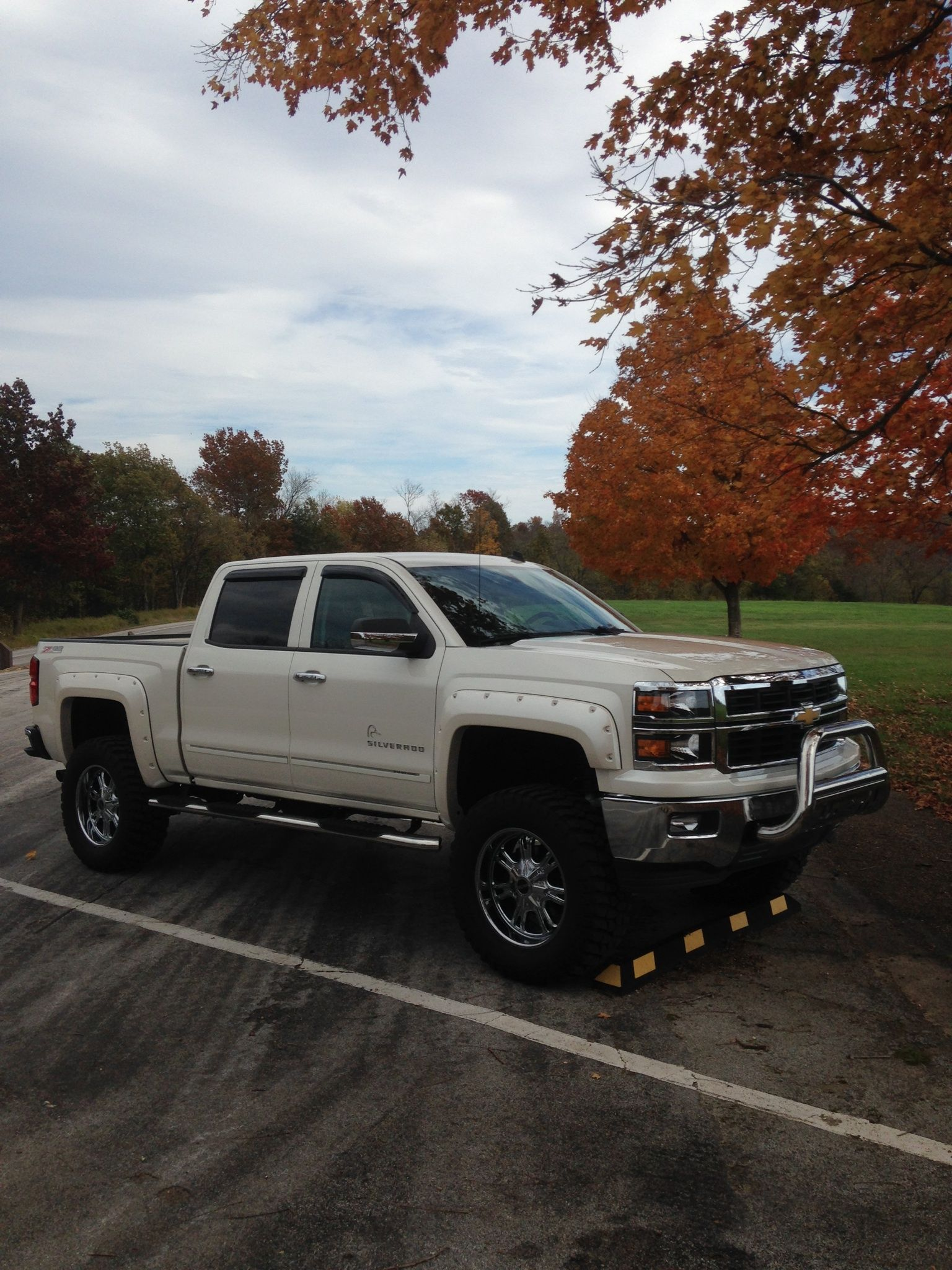 2014 chevy 1500 z 92 custom ducks unlimited truck 6 fabtech lift