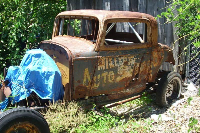 Race Car Junkyard Old Race Cars Vintage Race Car Abandoned Cars
