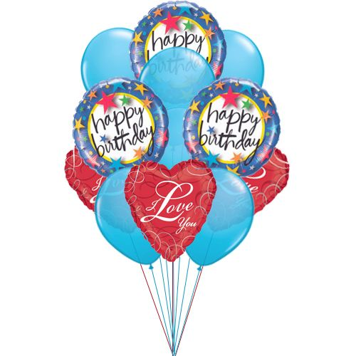 Birthday Balloons Gifts For Boyfriend