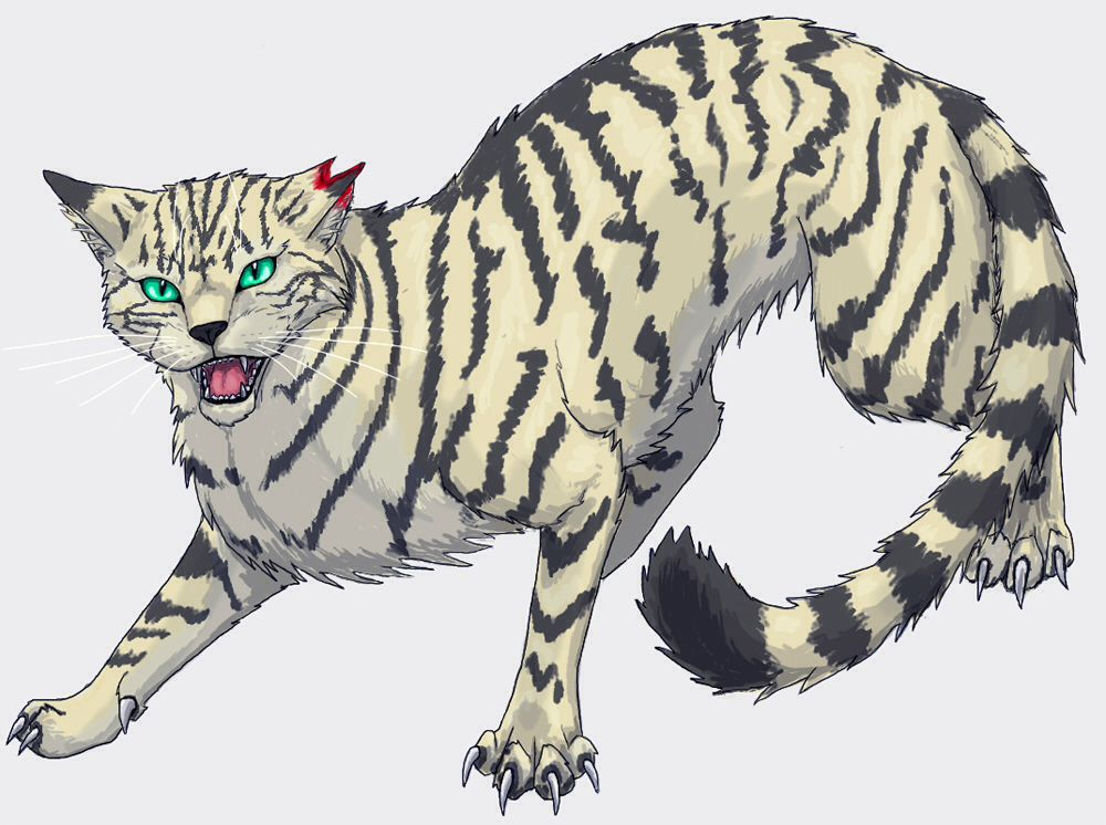 Which Warrior Cats Have Skyclan Blood In Them