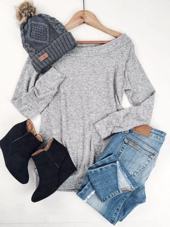 50 Fall Winter Fashion Trends 2019 #falloutfits2019trends
