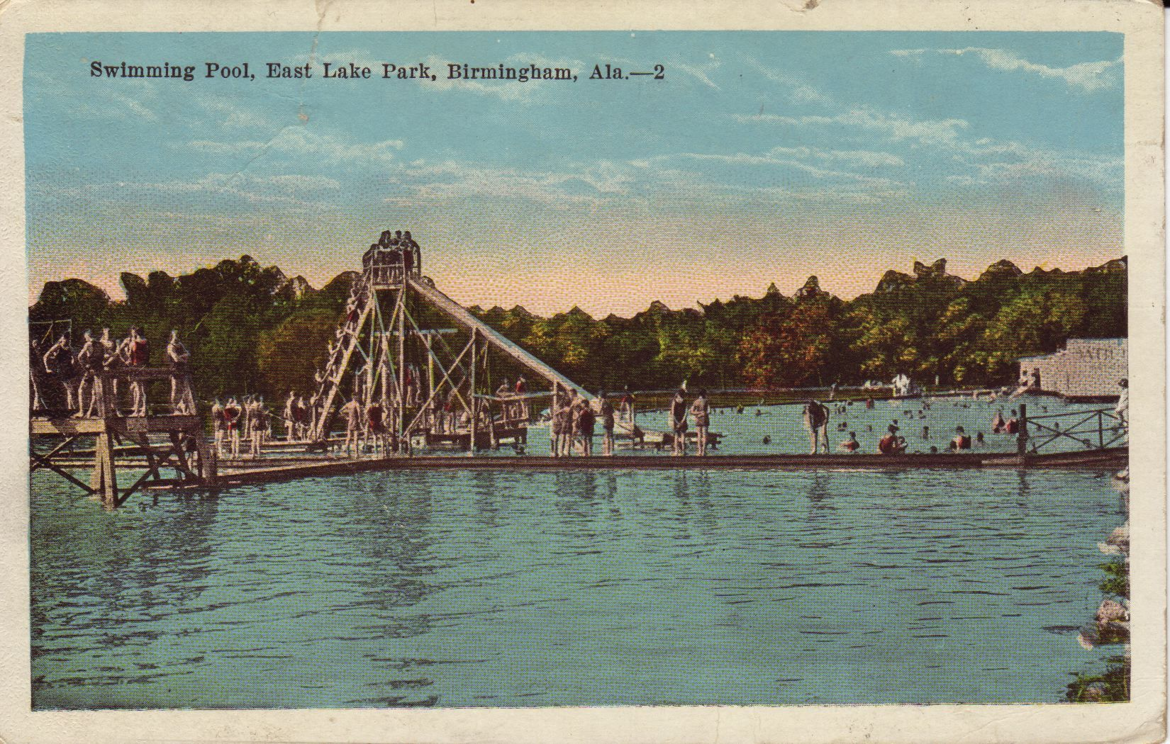 Alabama birmingham east lake park swimming pool - University of birmingham swimming pool ...