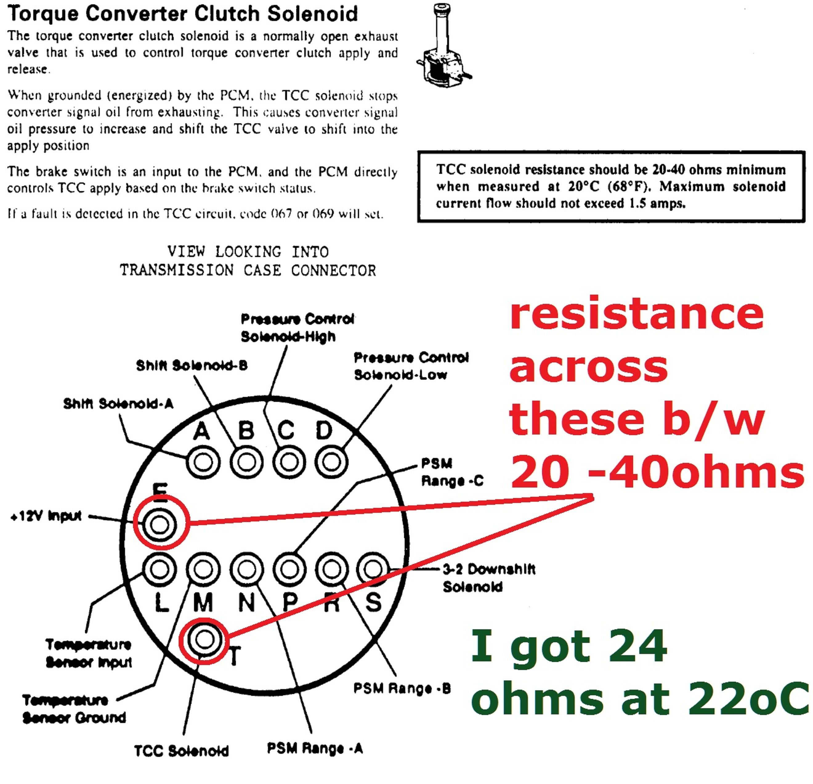 4l60e Transmission Wiring Diagram 4l60e Within At 4l60e Transmission Wiring Diagram Transmission Chevy Transmission Transmission Repair