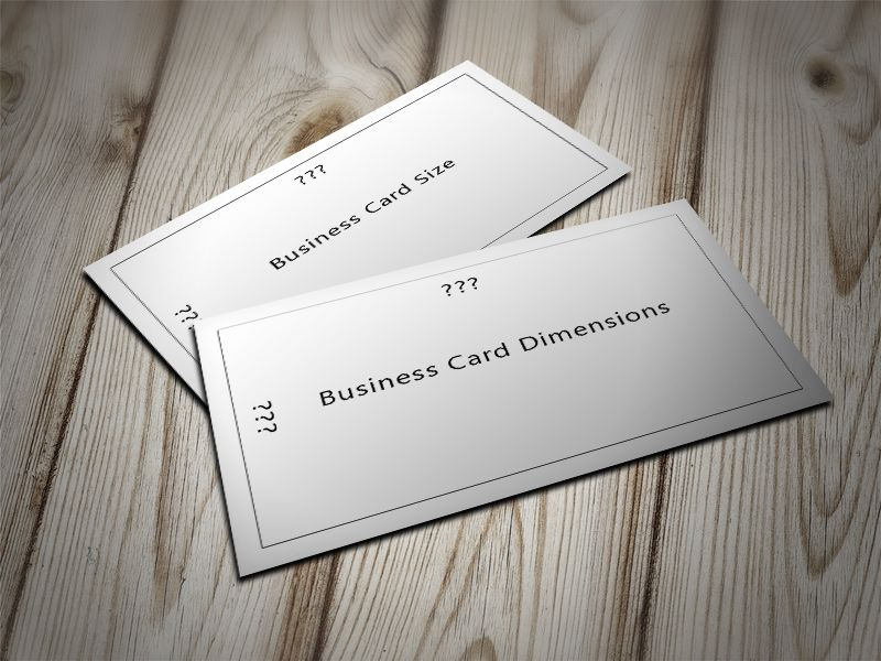 Standard business card size how big are business cards business standard business card size how big are business cards colourmoves