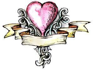 Celtic Heart Tattoos Lovetoknow Celtic Heart Tattoo Heart Tattoo Celtic Heart