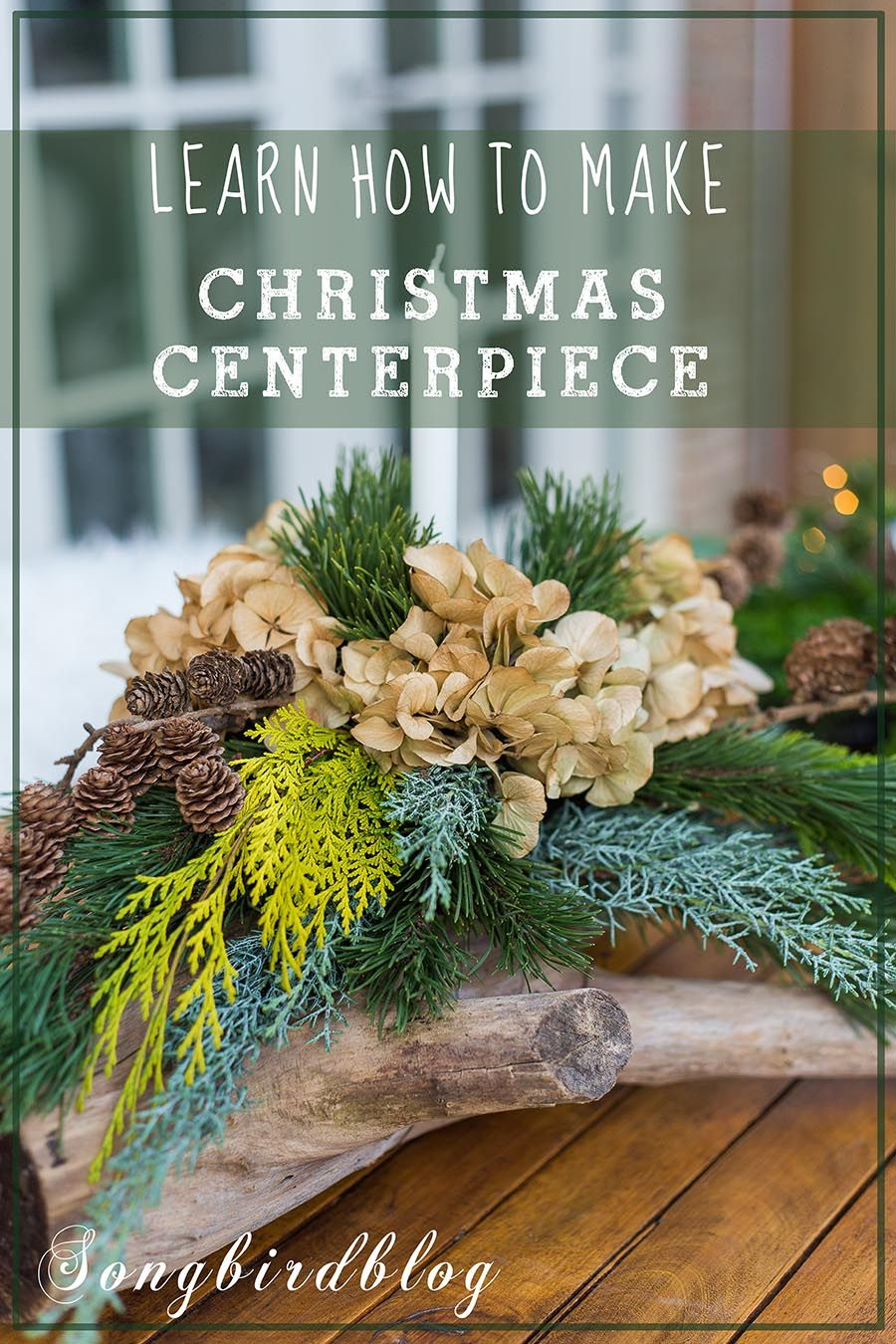 I Learned Form The Best How To Make Fresh Christmas Table Decorations Christmas Table Decorations Christmas Floral Arrangements Christmas Floral Table Arrangements