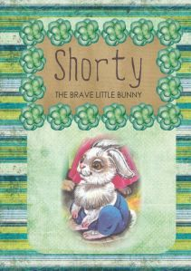 Printable ESL Book: Shorty - The Brave Little Bunny (3rd-4th grade)