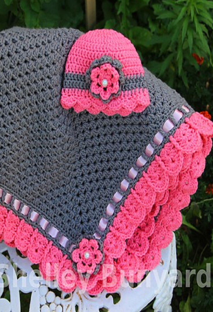 Free Pattern] This Quick And Easy Set Is A Brilliant Baby Shower ...