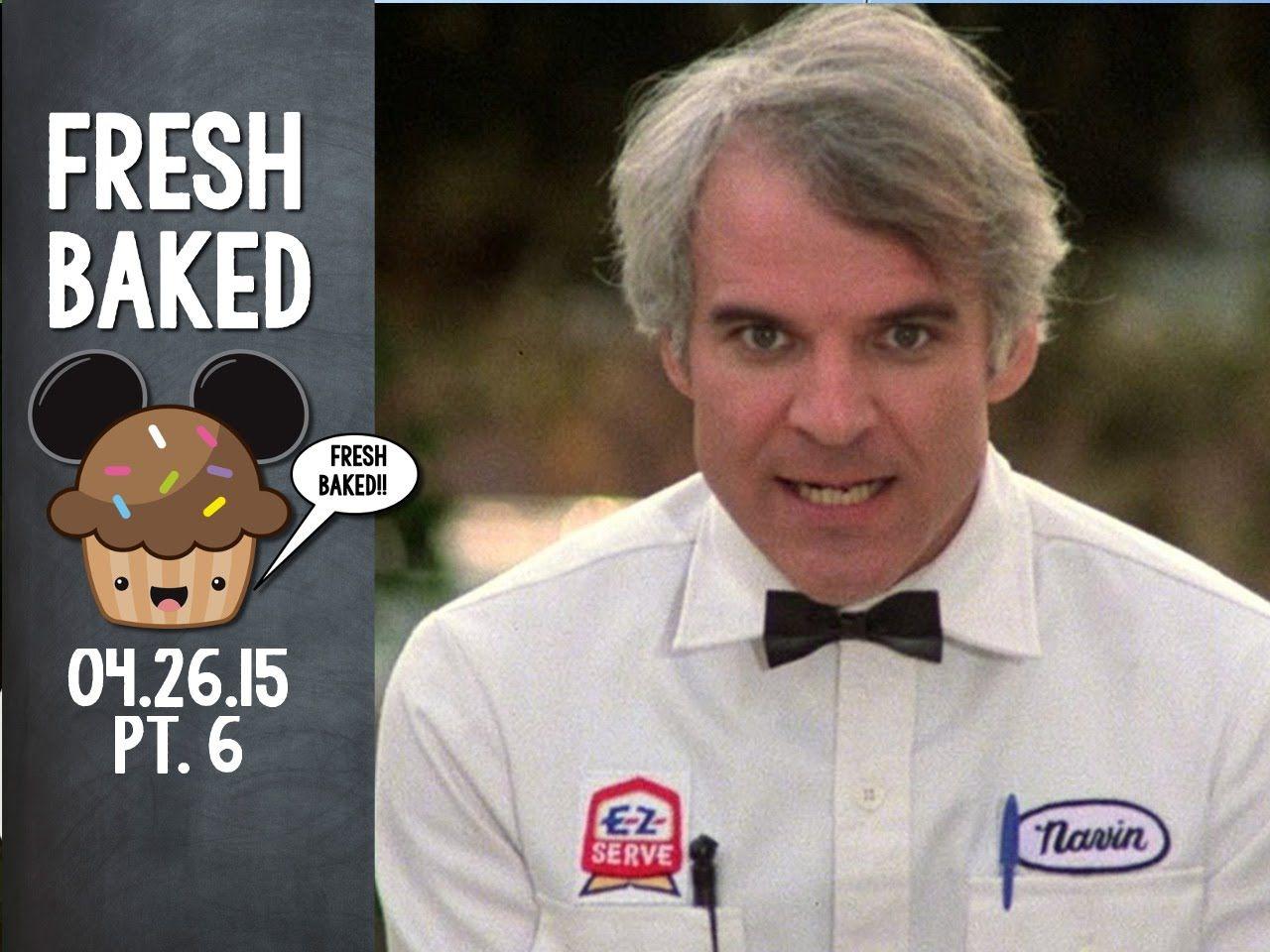 Fresh Baked has our Navin R. Johnson moment | 04-26-15 Pt. 6