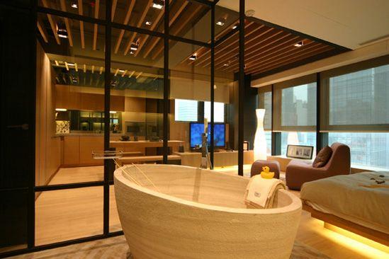 Luxury Hong Kong Apartment Design By Philip Liao Lang Kwai Fong