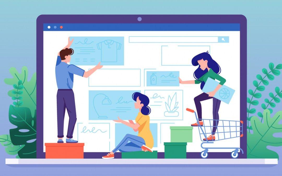 15 أداة تسويقية تساعدك في إدارة المتاجر الإلكترونية Design Online Store Web Shop Resize Image