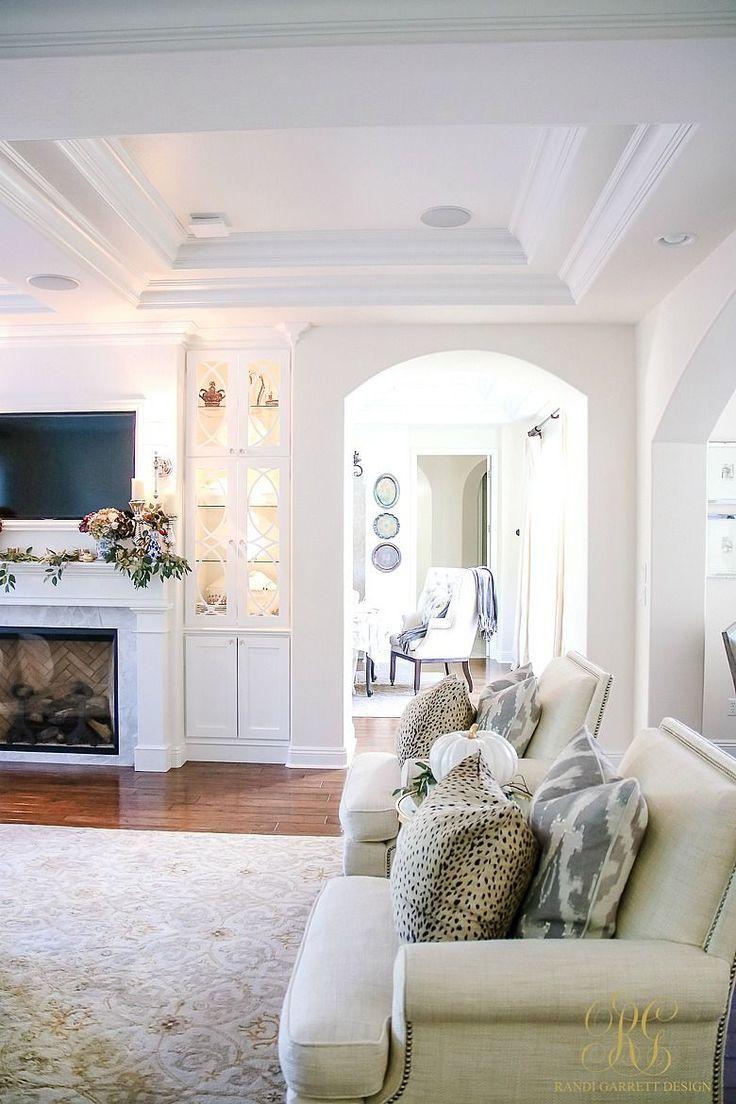 Küchendesign 2018 einfach fresh ideas for fall home tour  elegant fall decor in   white