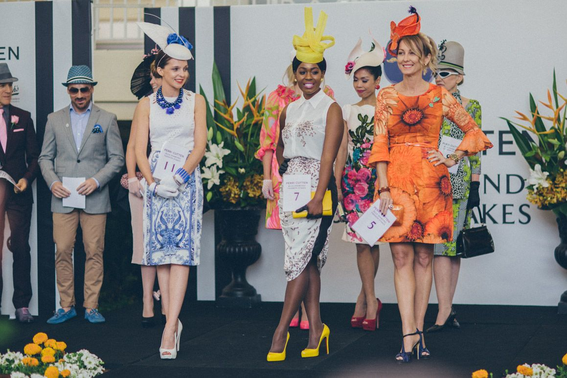 Fashion at the Races Horse Racing Fashion Style Millinery 36
