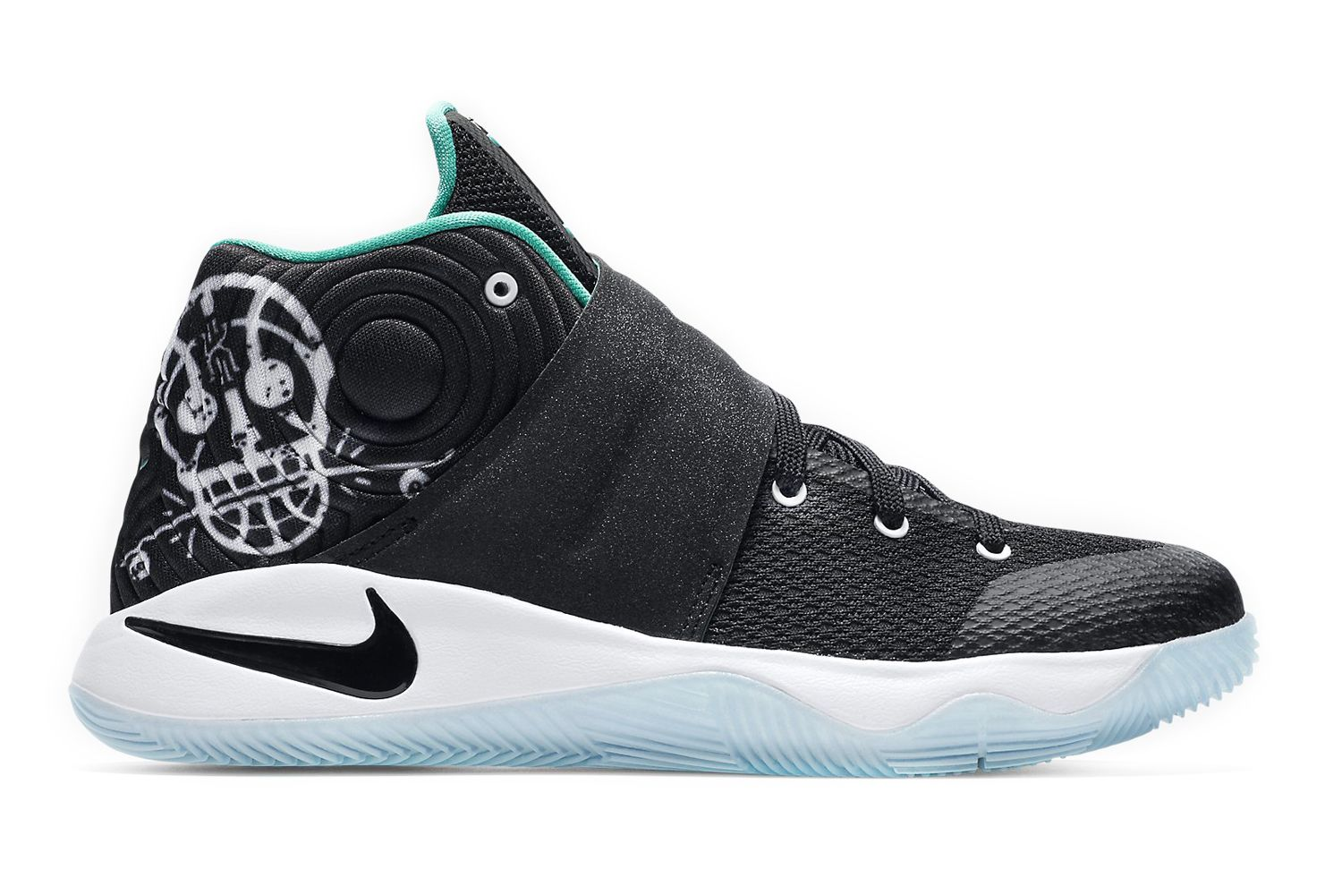 d0c735faa8fe Nike Basketball s Kyrie 2 Goes Skateboarding  get ready to hit the hardwood  in style.