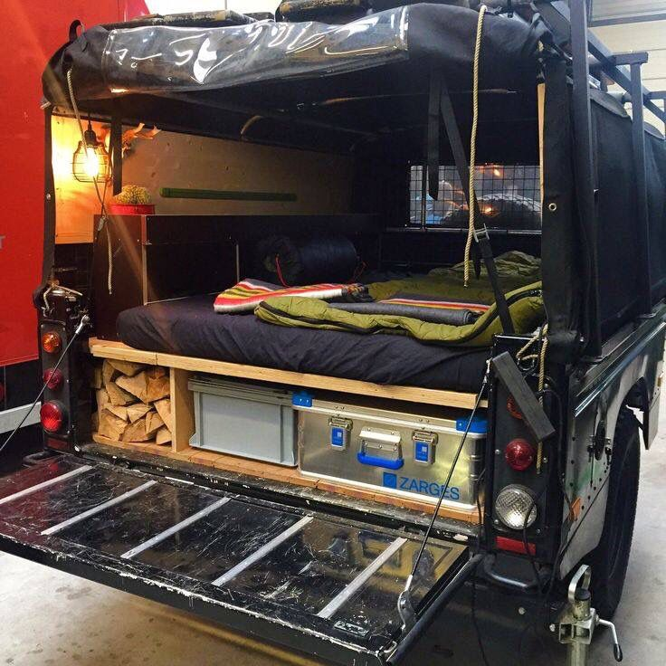 Pin By Nicholas La Motte Kerr On 4x4 Truck Bed Camping Truck