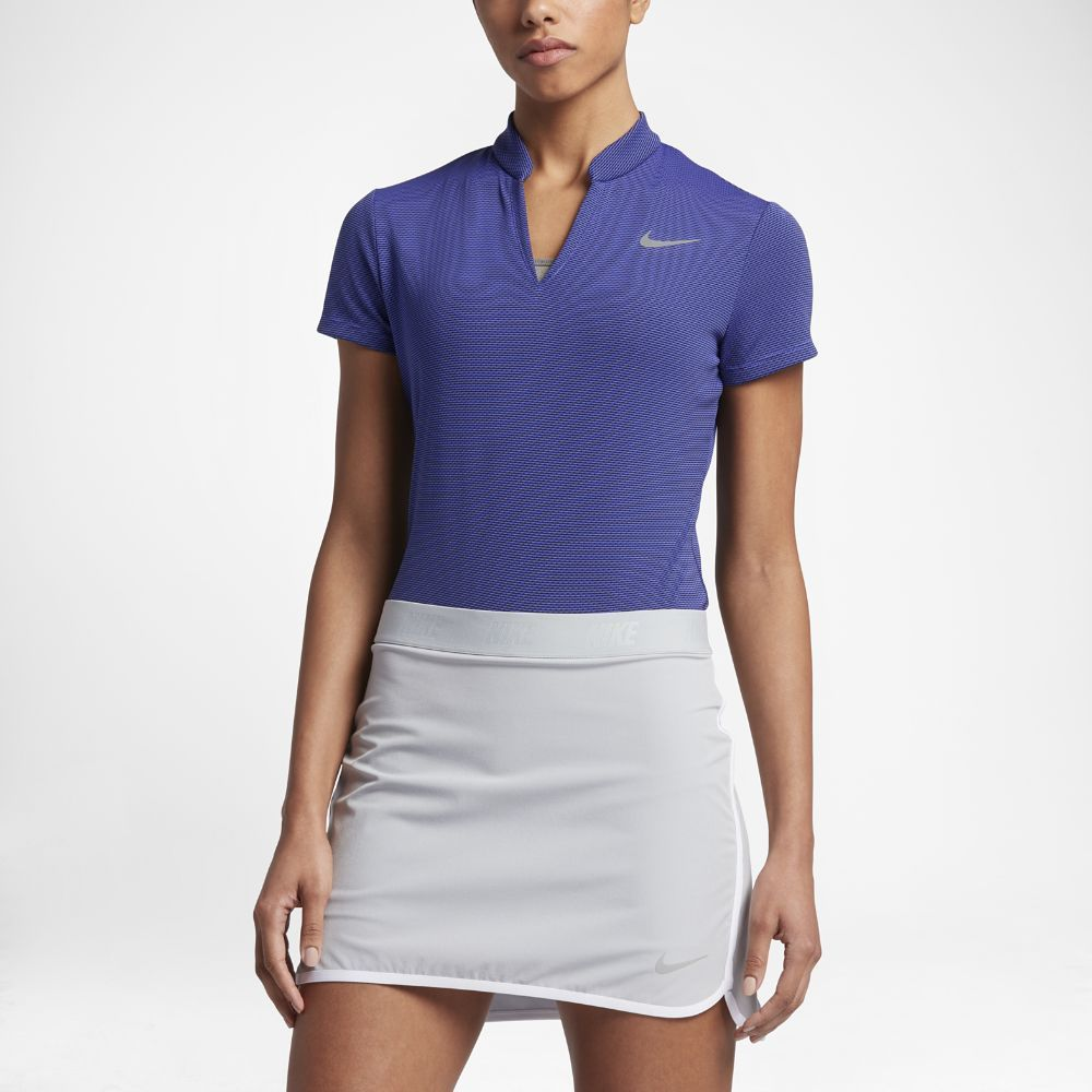 Nike AeroReact Women s Golf Polo Shirt Size  2dee35e99447b