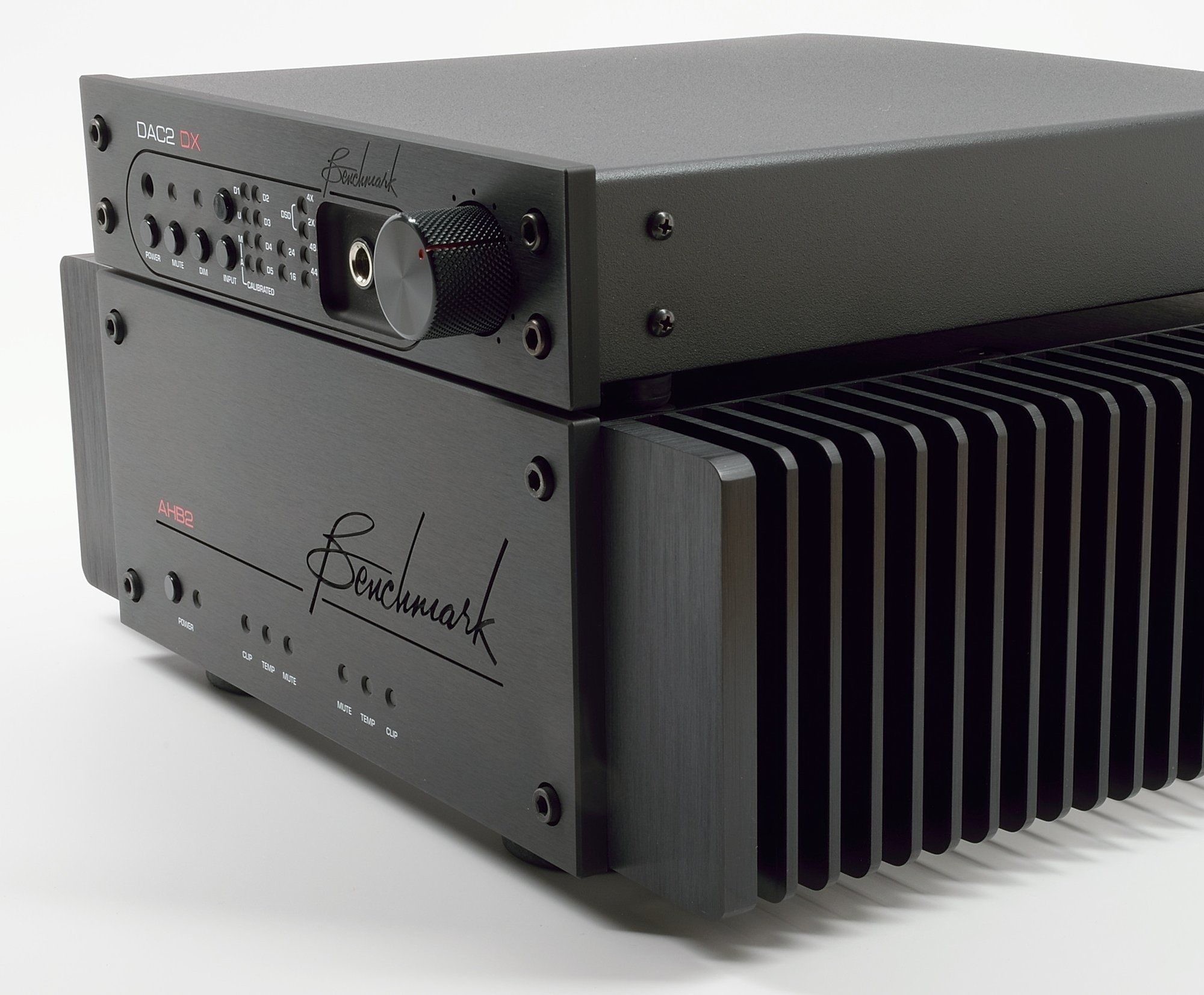 Benchmark Ahb2 Power Amplifier Power Amplifiers Amplifier System Monitor
