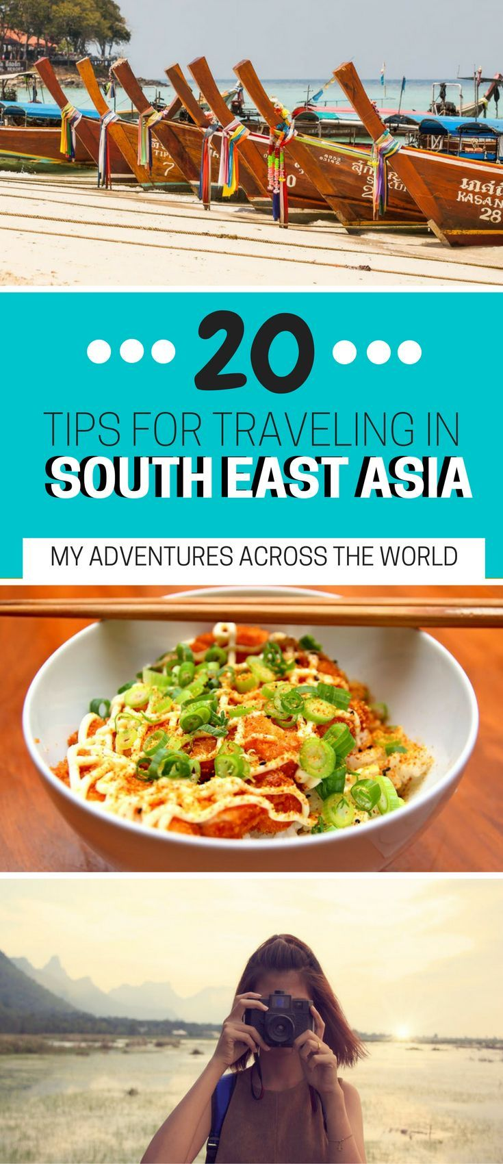 Backpacking South East Asia 20 Incredibly Useful Tips Southeast Asia Asia Travel Asia