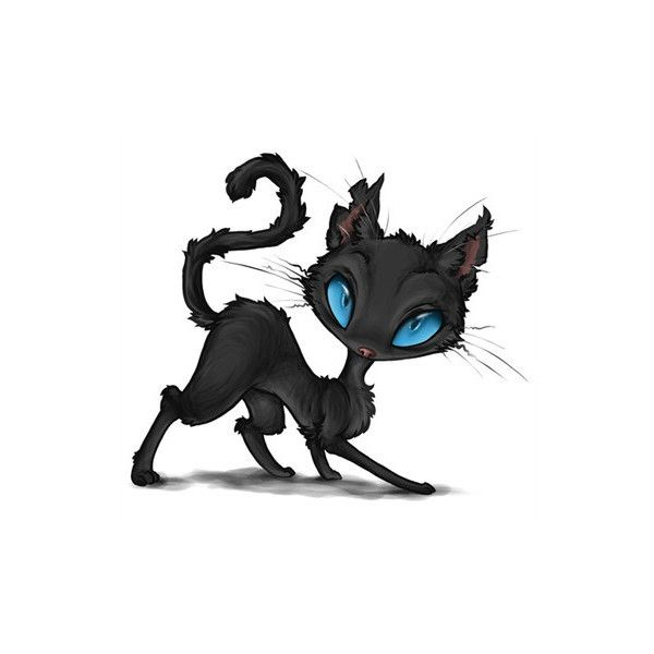 Pin By Istriggla On My Polyvore Finds Coraline Art Cat Art Coraline Cat