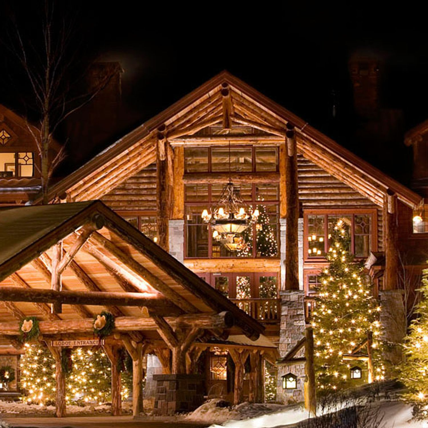 Luxury Mountain Resorts To Visit For The Perfect Winter Vacation