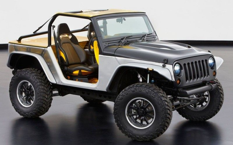 2016 Jeep Wrangler Redesign The Latest Cars Pinterest 2016