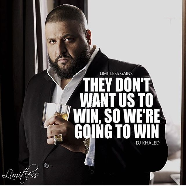 Dj Khaled Quotes Top 100 Dj Khaled Quotes Photos  Pinterest  Success Quotes